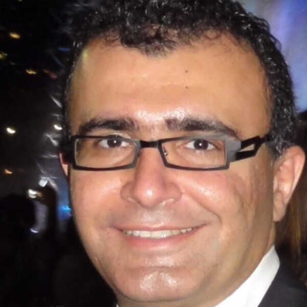 Dr Dariush Adybeik