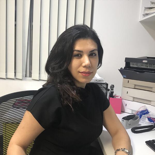 Dr Mahjabin Marashi