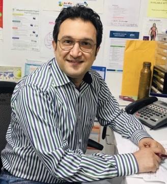 Dr Nima Nesari